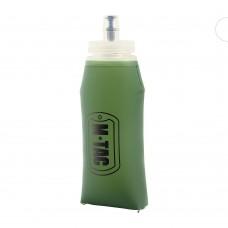 M-Tac пляшка для води м'яка 500 мл. олива