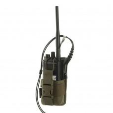 M-Tac підсумок для рації Motorola 4400/4800 Ranger green