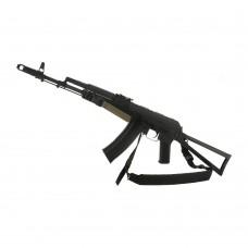 M-Tac ремінь збройовий двоточковий Black