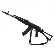 M-Tac ремінь збройовий трьохточковий Black