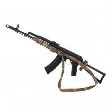 M-Tac ремінь збройовий трьохточковий Multicam