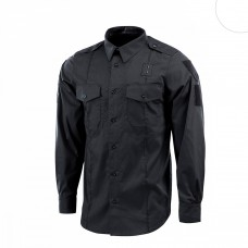 M-Tac сорочка Police Lightweight Flex ріп-стоп Black