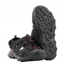 M-Tac сандалі шкіряні чорні