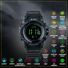 M-Tac годинник тактичний Adventure Black