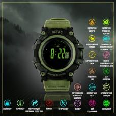 M-Tac годинник тактичний Adventure Black/Olive