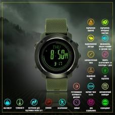 M-Tac годинник тактичний мультифункціональний Olive