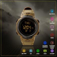 M-Tac годинник тактичний з компасом Coyote