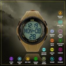 M-Tac годинник тактичний з крокоміром Coyote