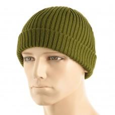 M-Tac шапка в'язана 100% акрил Olive