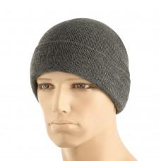 M-Tac шапка тонка в'язка 100% акрил Grey