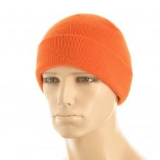 M-Tac шапка тонка в'язка 100% акрил Orange