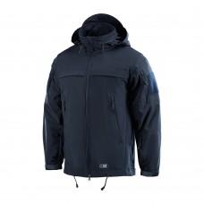 M-Tac куртка Soft Shell Police Navy Blue