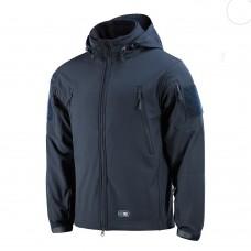 M-Tac куртка Soft Shell з підстібкою Dark Navy Blue