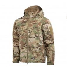 M-Tac куртка Soft Shell з підстібкою MC
