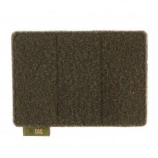 M-Tac панель для нашивок на MOLLE 120x85 Olive