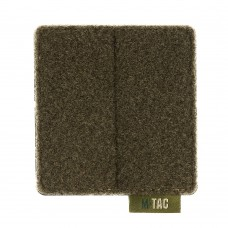 M-Tac панель для нашивок на MOLLE 80x85 Olive