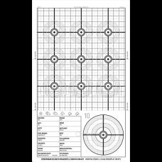 Алебарда мішень тренувальна №10M (5 шт)