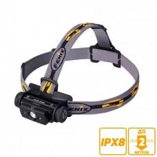 Fenix ліхтар налобний HL60R Black