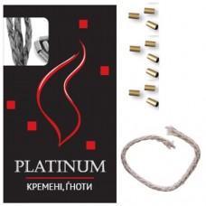 Platinum кремені и гніт для запальничок