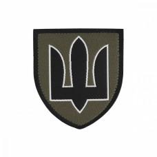 Нарукавний знак Генеральний штаб ЗСУ (жаккард)