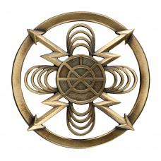 Беретний знак Радіотехнічні війська та війська зв'язку