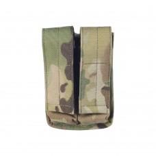 A-Line СМ14 підсумок пістолетного магазина подвійний Gen.2 Multicam