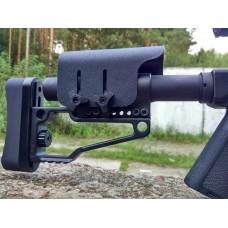Крук приклад гвинтівочний Armor Black