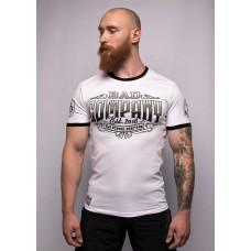 Bad Company футболка White Club (fight pro edition)