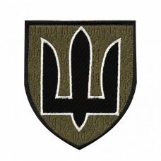 Нарукавний знак Генеральний штаб ЗСУ