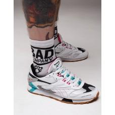 Bad Company шкарпетки White/Black