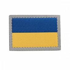 Нарукавний знак Державний Прапор України Сил спеціальних операцій ЗСУ (жаккард)